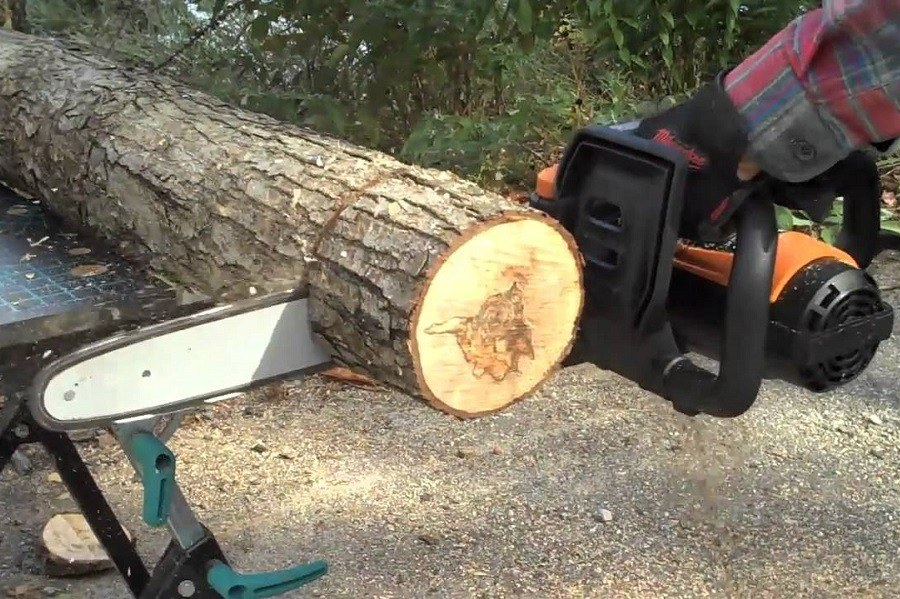 Your Guide To The Electric Chainsaw