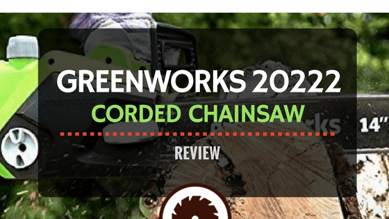 Greenworks 20222 Corded Chainsaw Review