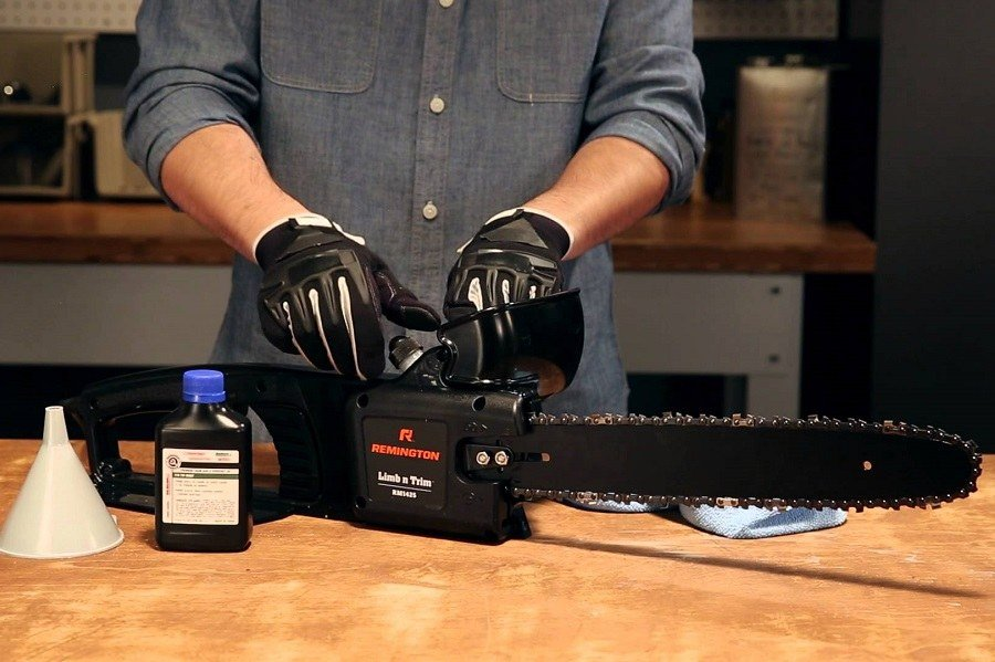 Remington RM1425 Electric Chainsaw Review