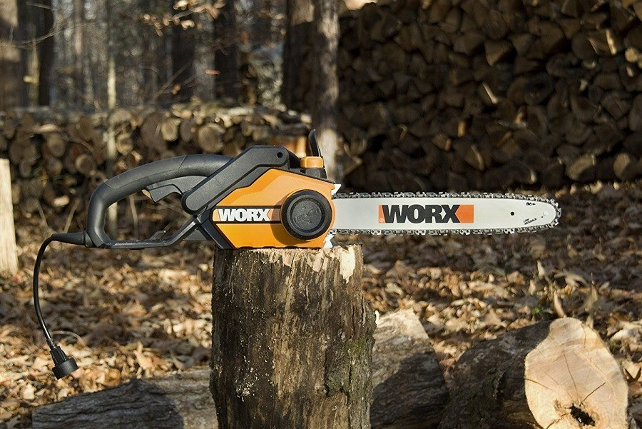 WORX Electric Chainsaw Review