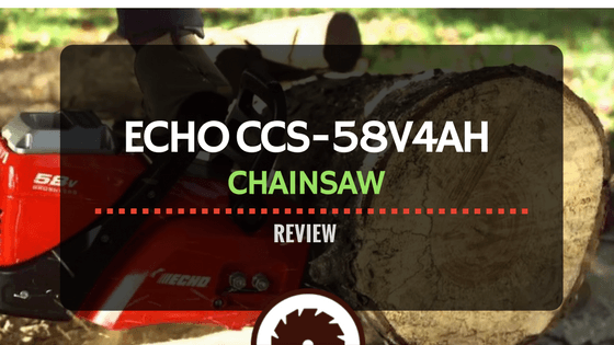 Echo CCS-58V4AH Review