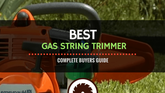 Gas String Trimmer Review