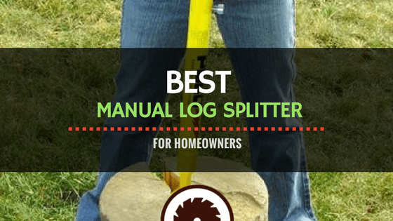 Manual Log Splitter Review