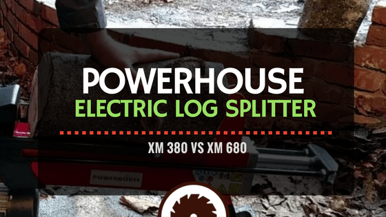 Powerhouse Electric Log Splitter Review
