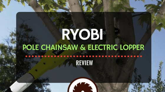 Ryobi pole chainsaw electric lopper reviews