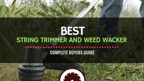 String Trimmer Weed Wacker Review