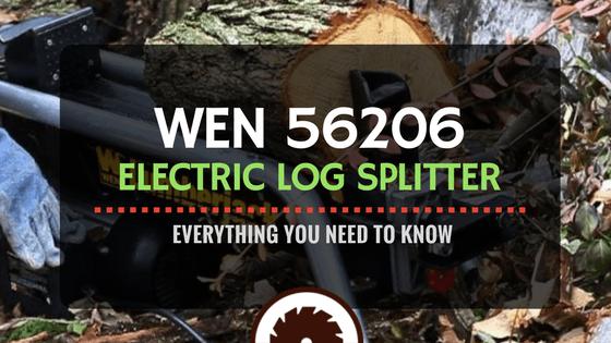 WEN 56206 Electric Log Splitter Review