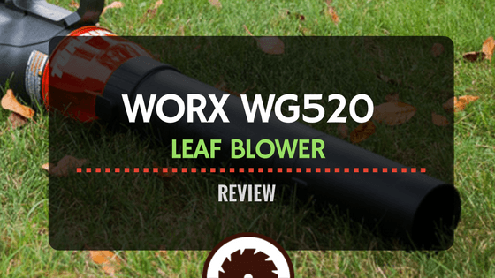 Worx Turbine WG520 Review