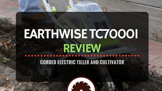 Earthwise Tiller Cultivator TC70001 Review