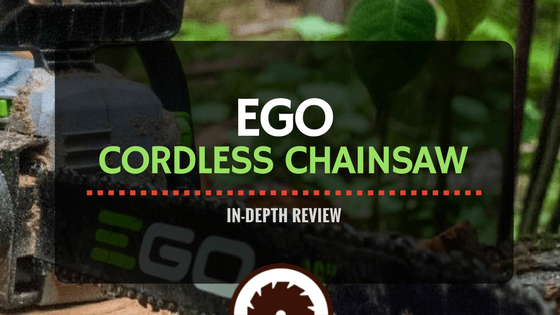 Ego Cordless Chainsaw Review