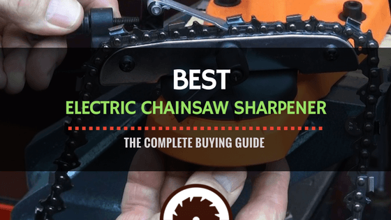 Electric Chainsaw Sharpener Review