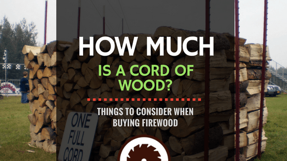 How much is a cord of wood_