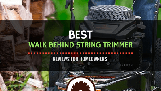 The Best Walk Behind Weed Eater Wheeled String Trimmer Reviews