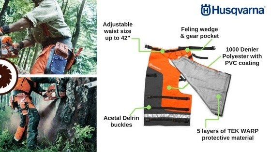 Best Chainsaw Chaps Features