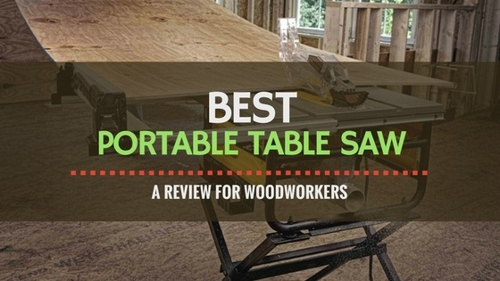 Sensational The Best Portable Table Saw Review For Woodworkers Home Remodeling Inspirations Cosmcuboardxyz