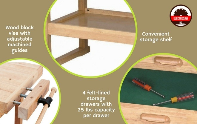 Best Woodworking Bench Features