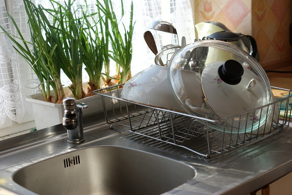 Air Dry Your Dishes