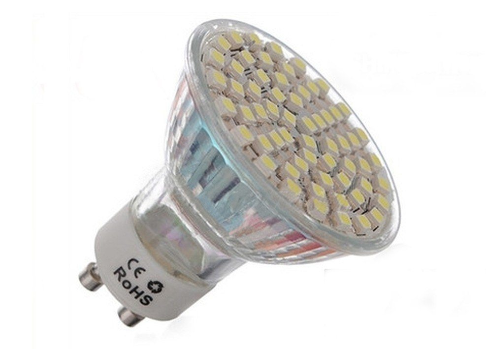Use LED and Compact Fluorescent Lights