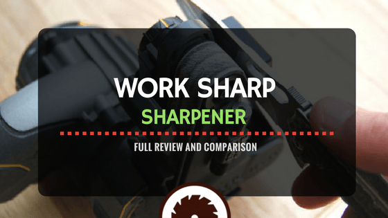 Work Sharp Sharpener Review