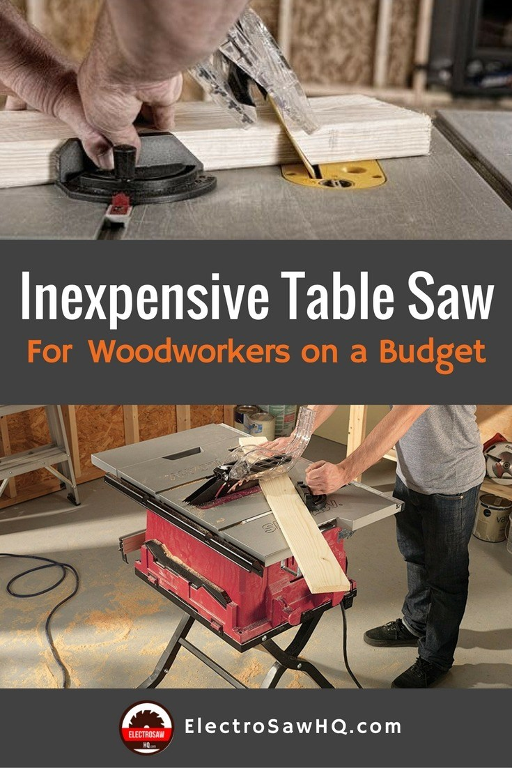 Best Inexpensive Table Saw