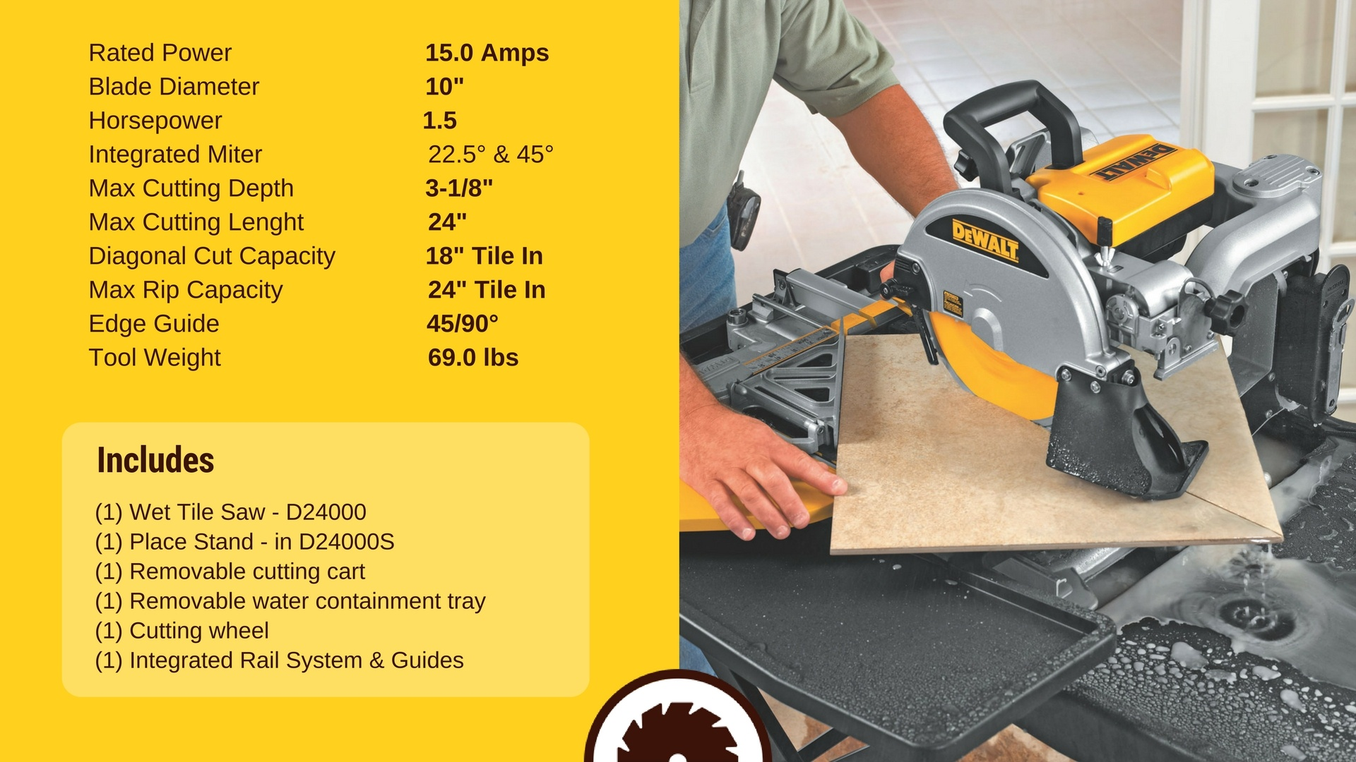 Best Tile Saw Reviews Specs