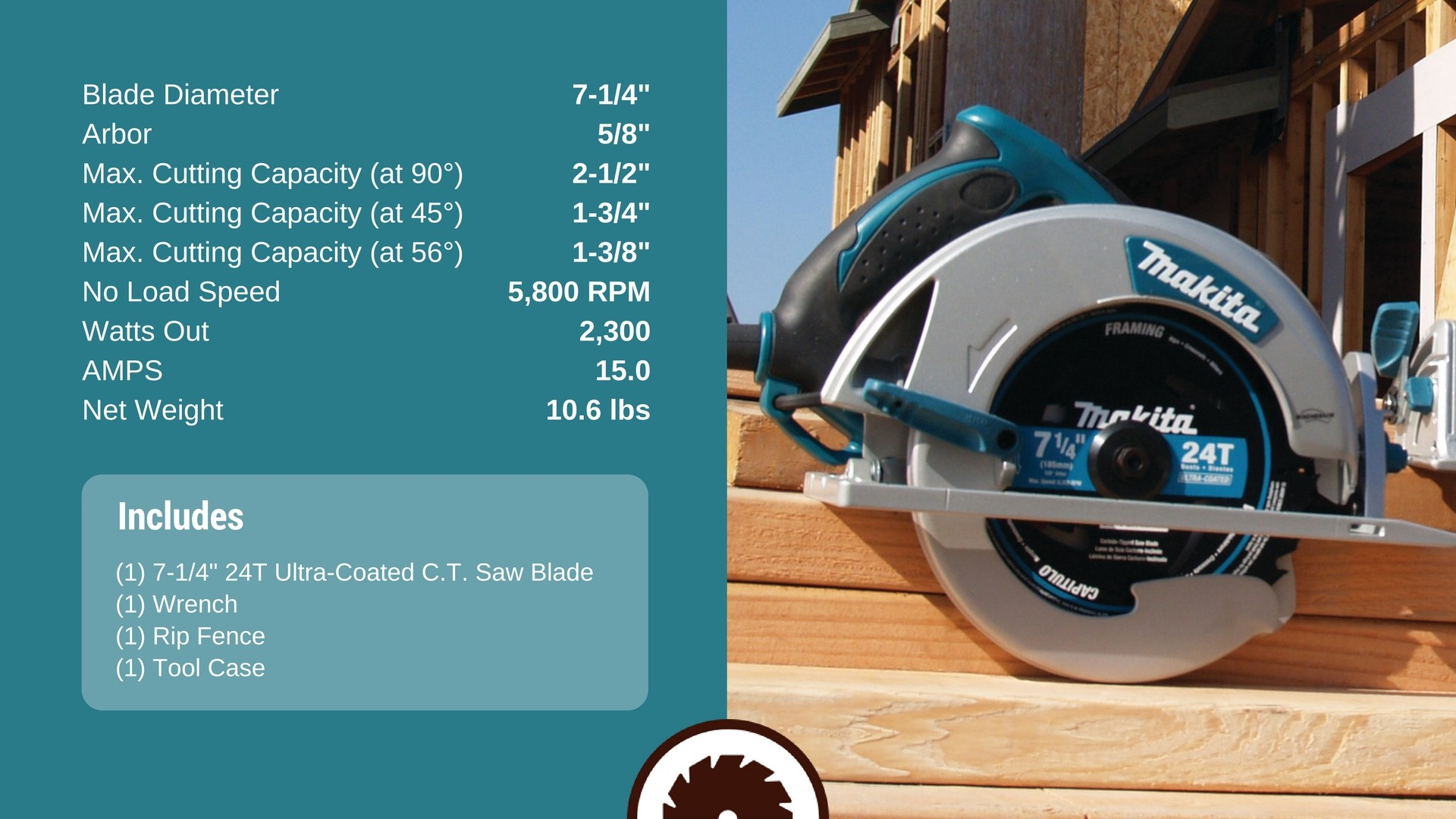 Circular Saw Reviews Specs