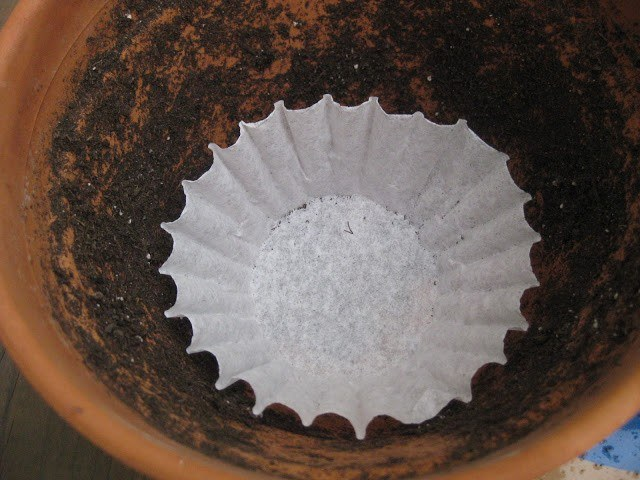 Coffee Filter Drainage Covers