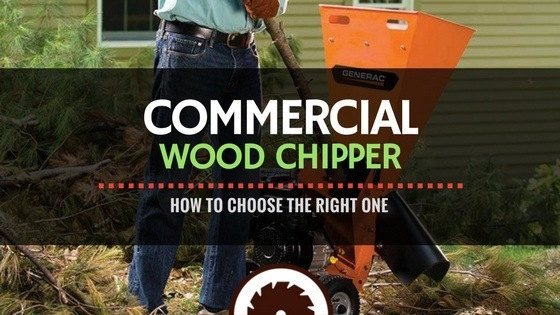 Best Commercial Wood Chipper Reviews | How to Choose the Right One