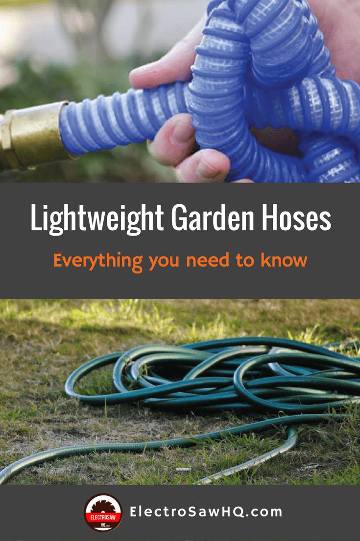 Best Lightweight Garden Hoses ElectroSawHQcom