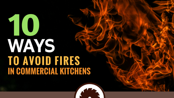 Ways to Avoid Kitchen Fires