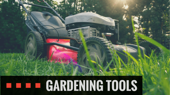 Home Page Gardening Tools