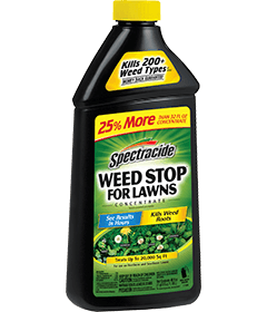 Spectracide 95834 Weed Stop for Lawns Bottle